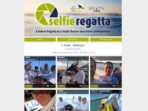 Selfie Regatta