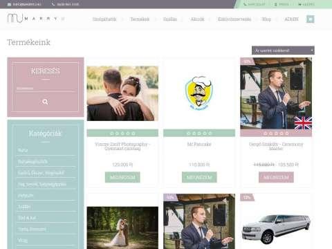 MarryU.hu Esküvőportál